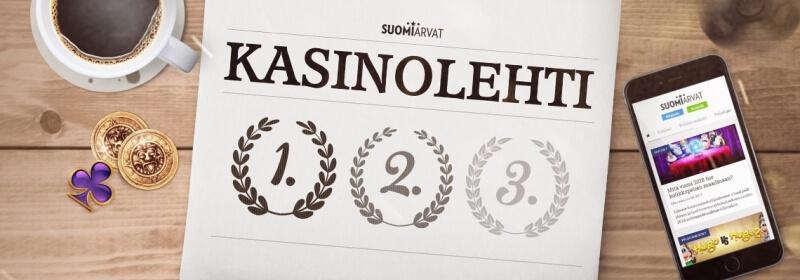 Suomiarvat kasinolehti blogi
