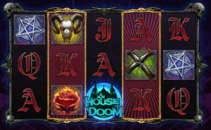 house of doom tuomion pyöräytykset
