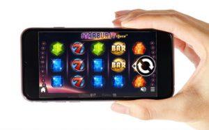 starburst touch mobiilipeli