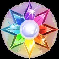 starburst wild-symboli