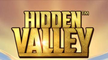 Arvostelussa Hidden Valley -slotti