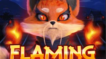 Flaming Fox -kolikkopeli – Oletko valmis korkean varianssin peliin?