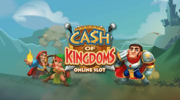 Arvostelussa Cash of Kingdoms