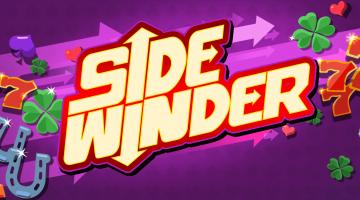 Side Winder -slotti ihastuttaa energisyydellään ja upeilla grafiikoillaan