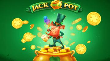 Slottiarvostelussa Jack in a Pot