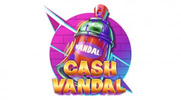 Slottiarvostelussa Cash Vandal
