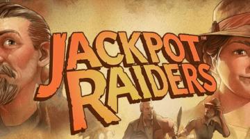 Arvostelussa: Jackpot Raiders