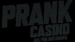 Prank Casino -arvostelu -lunasta 10 % käteispalautus