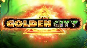 Pelaa The Golden City kolikkopeliä ja nappaa 50x -voittoja!