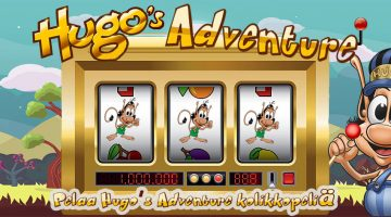 Hugo's Adventure slot games