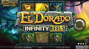 El Dorado: Infinity Reels – lisääntyviä voittolinjoja ja upeita innovaatioita