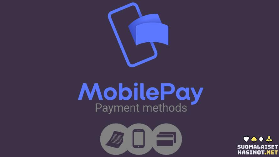mobilepay-maksuvalineena-nettikasinoilla