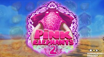 Pink Elephants 2 – vaaleanpunaiset elefantit ovat palanneet!