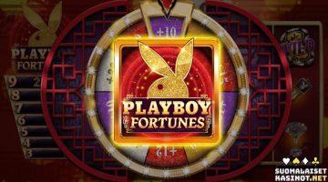 Playboy Fortunes – puputyttöjä ja jopa 30 ilmaiskierrosta 3x voitoilla!
