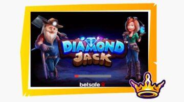 Timantti Antti (Diamond Jack) – Jaskaakin kovempi timanttimainari Betssonilta