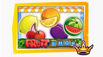 fruitshop kolikkopeli