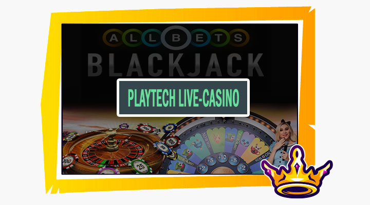 Playtech astuu vauhdilla live-kasinomarkkinoille!